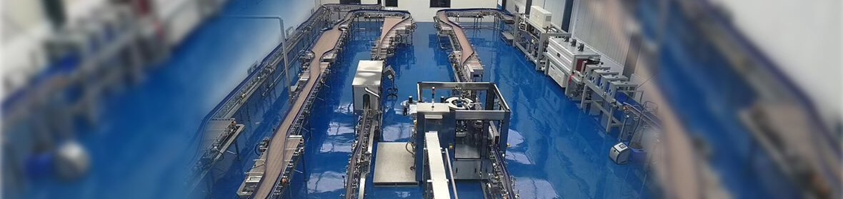20000BPH mineral water filling machine production line