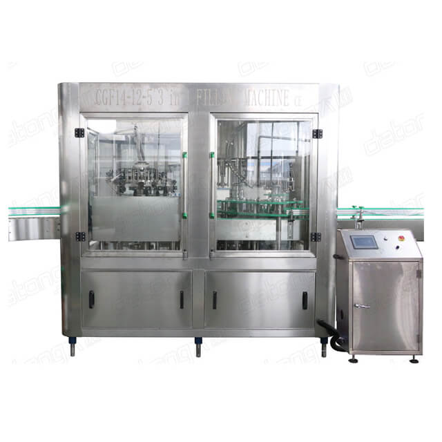 14-12-5 Glass Bottle Mineral Water Filling Machine