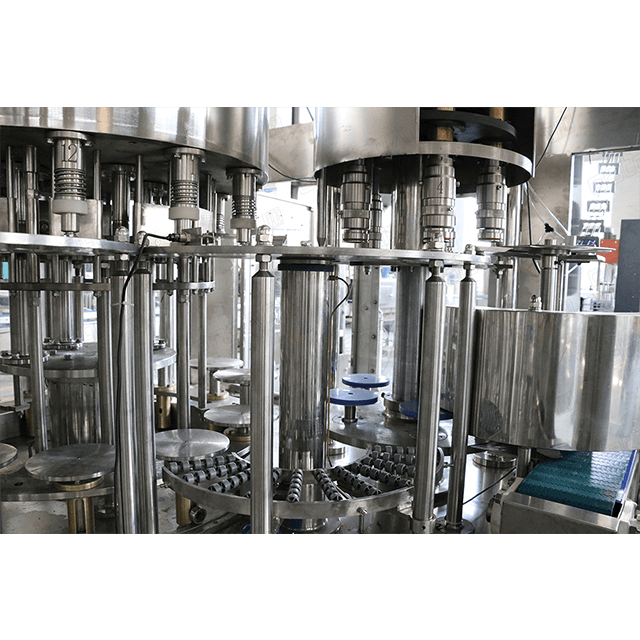 1500BPH CGF14-12-5 water filling machine for 5-10L