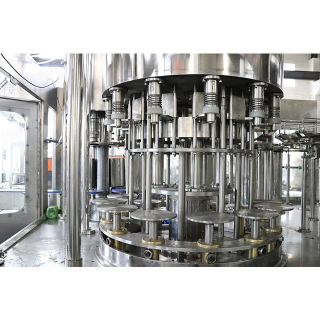 Mineral pure drink 5-10l bottle water filling machine equipment line