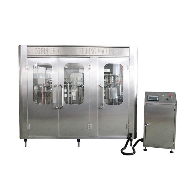Drinking water filling machine line pure water bottling line with good quality