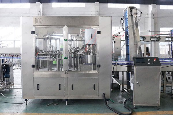 automatic carbonated beverage soft drink plant filling production line for sale