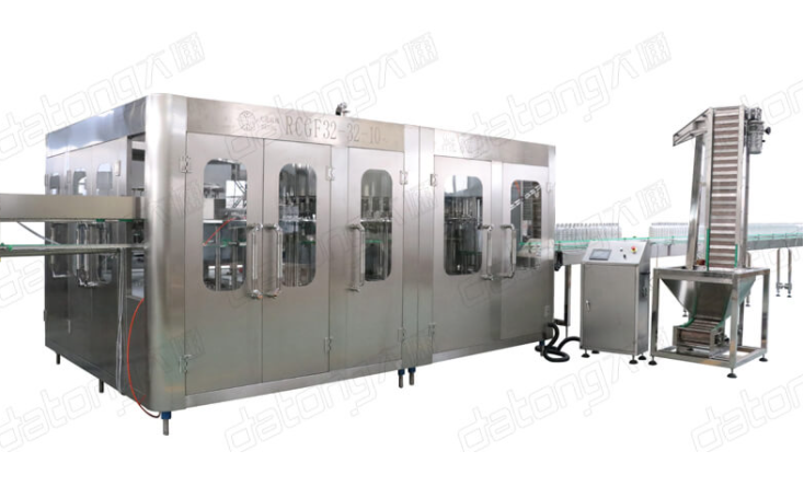 Important Parts of A Juice Filling Machine To Care For